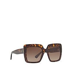 Dolce & Gabbana - Havana DG4310 square sunglasses