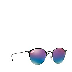Ray-Ban - Black 0RB3578 Phantos sunglasses