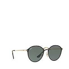Ray-Ban - Gold 0RB3574N Phantos sunglasses