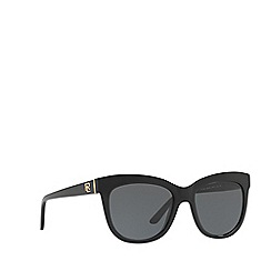Ralph Lauren - Black 0RL8158 square sunglasses