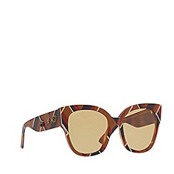 Gucci - Multi GG0059S rectangle sunglasses