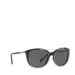 Versace - Black VE4336 cat eye sunglasses