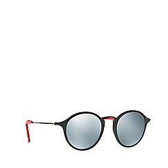 Ray-Ban - Black 0rb2447nm phantos sunglasses