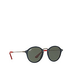 Ray-Ban - Blue 0rb2447nm phantos sunglasses