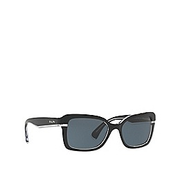 Ralph - Black RA5239 rectangle sunglasses