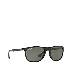 Ray-Ban - Black rb4291 square sunglasses