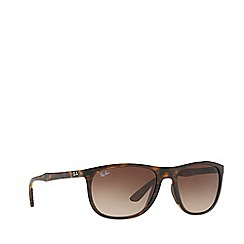 Ray-Ban - Havana rb4291 square sunglasses