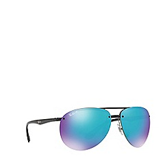Ray-Ban - Black rb4293ch pilot sunglasses