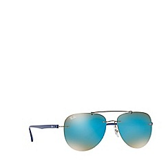 Ray-Ban - Gunmetal rb8059 phantos sunglasses