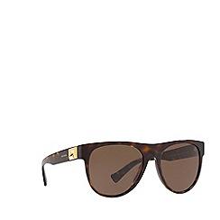 Versace - Brown VE4346 pilot sunglasses