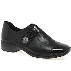 Rieker - Black 'Link' womens casual shoes