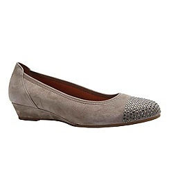 Gabor - Beige 'Mira' womens casual shoes