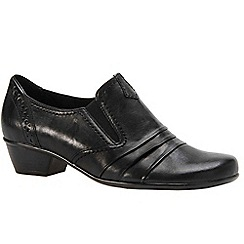 Gabor - Black 'emerge' womens casual shoes