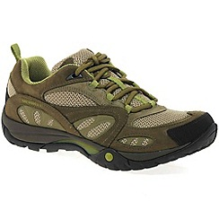 Merrell - Khaki 'Azura' Women's Lace Up Shoes