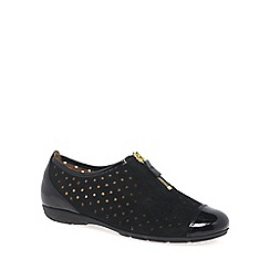 Gabor - Black 'Gibson' Womens Casual Shoes