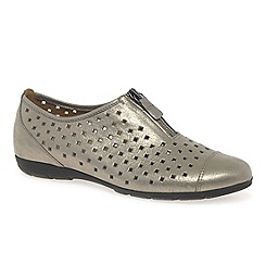 Gabor - Metallic 'Gibson' womens casual shoes