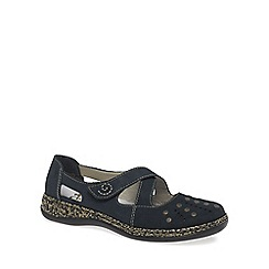 Rieker - Navy 'Missy' Womens Casual Shoes