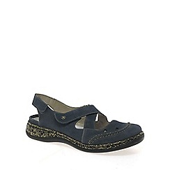 Rieker - Navy 'Capri' womens casual shoes