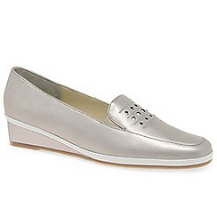 Van Dal - Ivory Napa Womens Casual Shoes