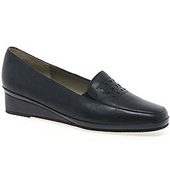 Van Dal - Dark blue 'Napa' Womens Casual Shoes