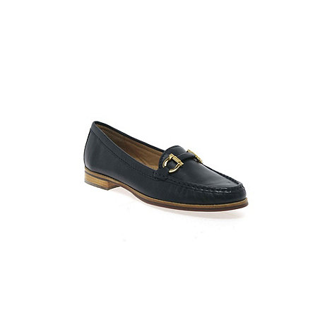 Maria Lya - Navy +Snaffle+ womens casual shoes