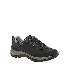 Merrell - Dark brown Salida Trekker Womens Casual Shoes