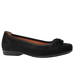 Gabor - Black 'Ashlene' Womens Casual Shoes