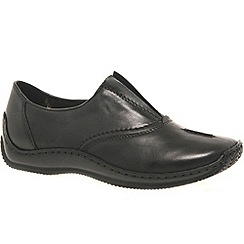 Rieker - Black 'Cookie' Womens Casual Shoes