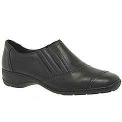Rieker - Black 'Star' Womens Casual Shoes