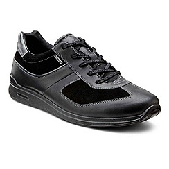 Ecco - Black 'Mobile II' Womens Casual Shoes