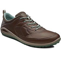 Ecco - Grey 'Biom Grip Lite' Womens Casual Shoes
