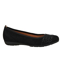Gabor - Black 'Active' womens casual shoes
