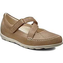 Ecco - Brown 'Cayla z' mary jane womens shoes