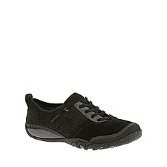 Merrell - Black 'Mimosa hope' womens casual sports trainers