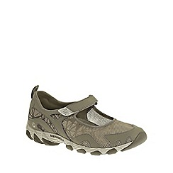 Merrell - Taupe 'Hurricane MJ' women's casual sports shoes