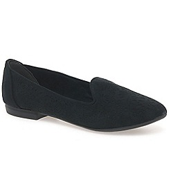 Marco Tozzi - Black 'Apphia' womens casual shoes
