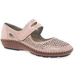 Rieker - Rose 'Crush' womens casual shoes