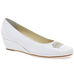 Van Dal - White 'Port' womens casual shoes