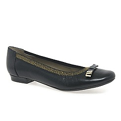 Van Dal - Black 'Noma' womens casual shoes