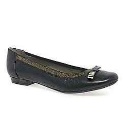 Van Dal - Black 'Noma' womens casual shoes
