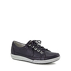 Josef Seibel - Dark blue 'Dany 21' Womens Casual Lace Up Trainers