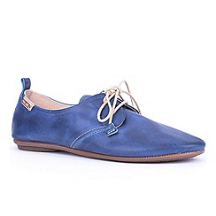 Pikolinos - Blue 'Calabria' womens fashion casual shoes