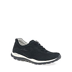 Gabor - Navy 'Helen' Womens Sports Trainers