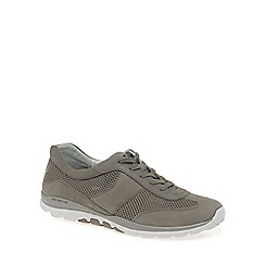 Gabor - Beige 'Helen' women's sports trainers