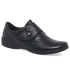 Josef Seibel - Black 'Fabienne' womens casual shoes