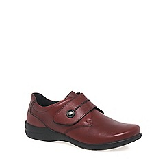 Josef Seibel - Dark red Fabienne Womens Casual Shoes