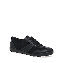 Ecco - Black 'Crisp II' Womens Casual Trainers