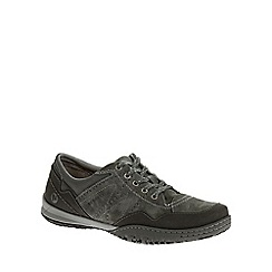 Merrell - Grey 'Albany Lace' Womens Casual Sports Shoes