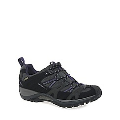 Merrell - Black 'Siren Sport' Gore-Tex Womens Hiking Shoes