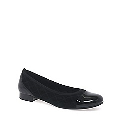 Gabor - Black 'Goode' womens dress shoes